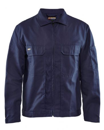 Blaklader 4720 Jacket 65% Polyester 35% Cotton (Navy Blue)